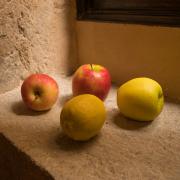 Pienza Mele e Limone