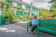 Diane-at-Claude-Monet's-home-and-gardens
